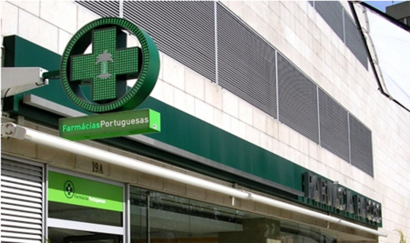 Pharmacy Cross Signs