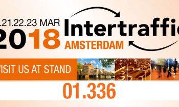 SERNIS will exhibit at Intertraffic 2018 and you are our guest