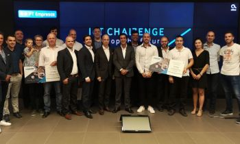iMAPARK from SERNIS wins IoT Challenge by Altice