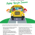 Back to School: Safety Tips for Drivers