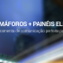 Semáforos + Painéis Eletrónicos = Smart City
