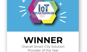 SERNIS Vence Prestigiado IoT Breakthrough Award 2019
