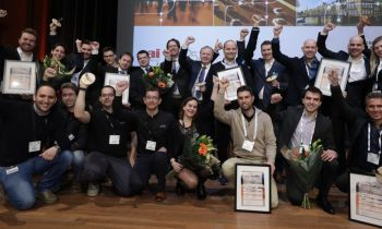 SR-90 ganha Intertraffic Amsterdam 2018 Innovation Award